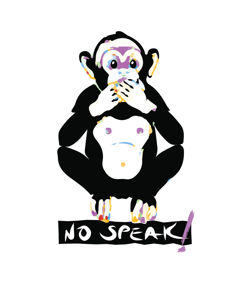 Monkey NO Speak